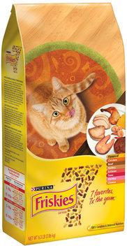 Purina Friskies 7 Cat Food 6.3 lb. Bag