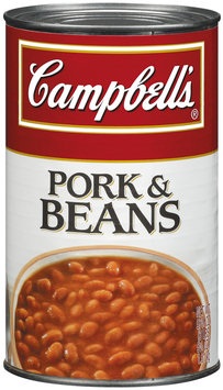 Campbell's  Pork & Beans 53.25 Oz Can