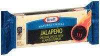 Kraft Jalapeno Cheese 8 oz. Chunk