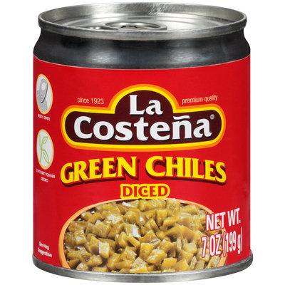 La Costena® Diced Green Chilies