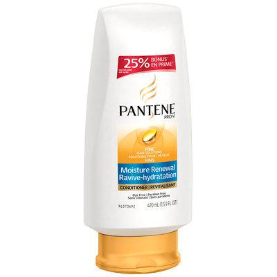 Pantene Pro-V Fine Hair Solutions Moisture Renewal Conditioner