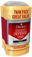 Old Spice Red Zone Collection Sweat Defense Swagger Anti-Perspirant/Deodorant Twin Pack 2-2.6 oz Sticks