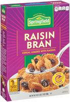 Springfield® Raisin Bran 18.7 oz. Box