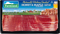 Farmland® Naturally Hickory Smoked Honey & Maple Flavored Classic Cut Bacon 16 oz. Package