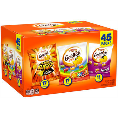 Pepperidge Farms® Goldfish® Variety Pack Crackers 44.9 oz. Box