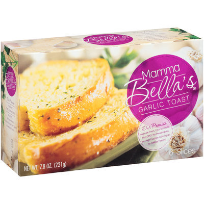 Mamma Bella's® Garlic Toas