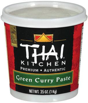 Thai Kitchen Food Service Green Curry Food Service 35 Oz Tub