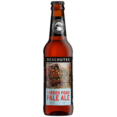 Deschutes Brewery Mirror Pond Pale Ale Beer
