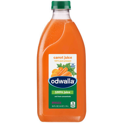 Odwalla® Organic Carrot 100% Juice 59 fl. oz. Bottle