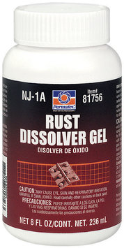 Permatex® 81756 Gel Rust Dissolver 8 Fl Oz Bottle