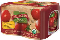 Muir Glen® Organic Whole Peeled Tomatoes 4-28 oz. Cans