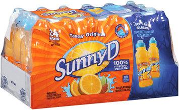 SunnyD® Tangy Original Citrus Punch 24-11.3 fl. oz. Plastic Bottles