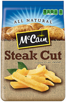 McCain Steak Cut French Fried Potatoes 28 Oz Bag