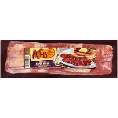 CB Old Country Store™ Center Cut Maple Bacon 20 oz. Package