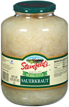 Steinfeld's Home Style Sauerkraut 68 Oz Jar