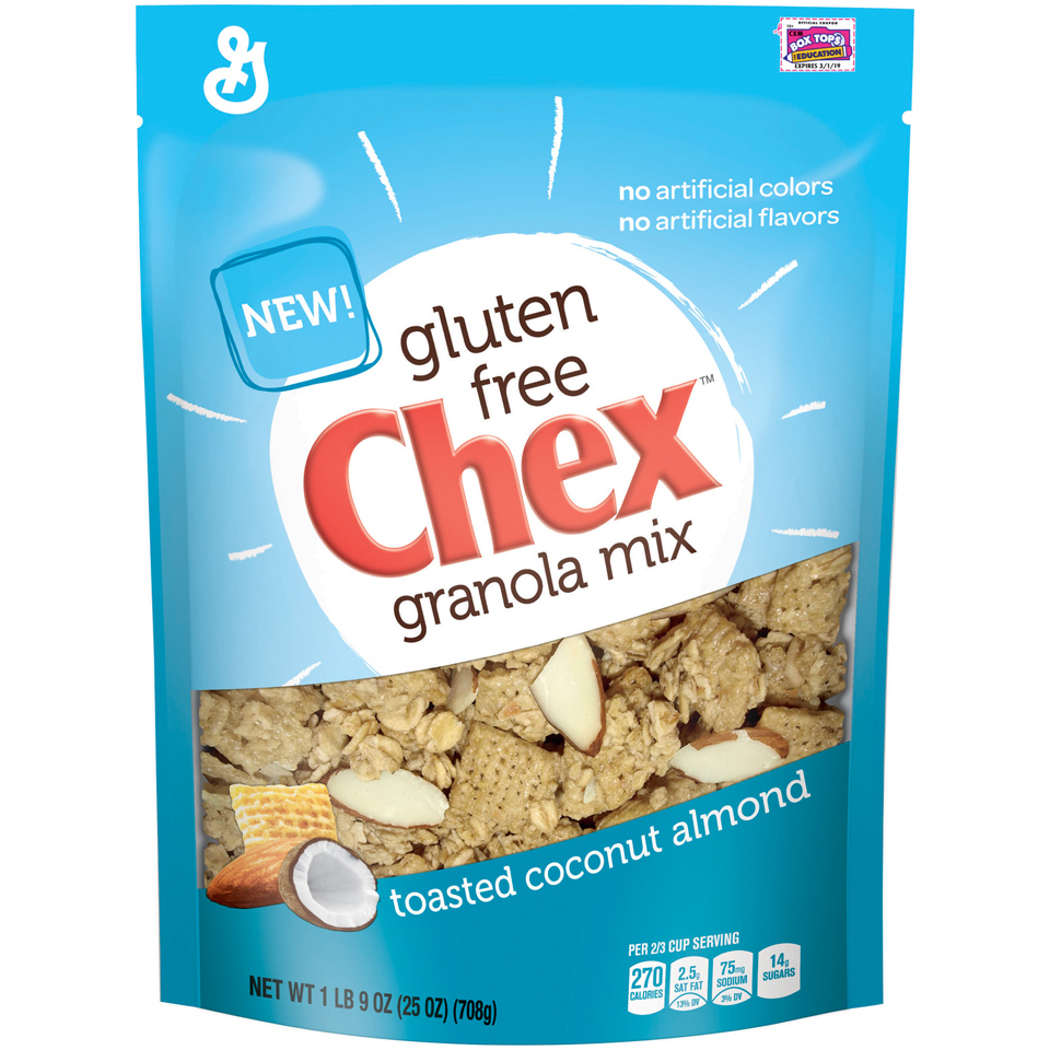 Chex™ Toasted Coconut Almond Gluten Free Granola Mix