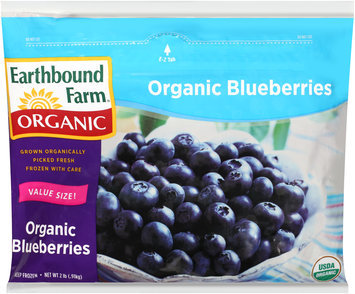 Earthbound Farm® Organic Blueberries 2 lb. Package