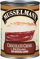 Musselman's® Chocolate Creme Pie Filling 21 oz. Can