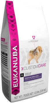 Eukanuba Custom Care Adult Sensitive Skin & Coat Dog Food 4.5 lb. Bag