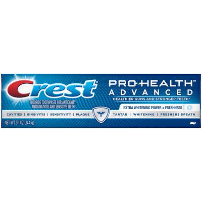 Pro Health Crest Pro-Health Advanced Extra Whitening Power + Freshness Toothpaste 5.1 oz.