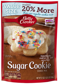 Betty Crocker® Sugar Cookie Mix