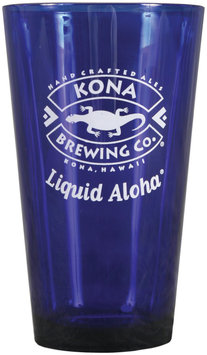 Kona Brewing Co. Liquid Aloha Pint Glass