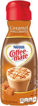 COFFEE-MATE Caramel Macchiato Liquid Coffee Creamer 32 fl. oz. Bottle