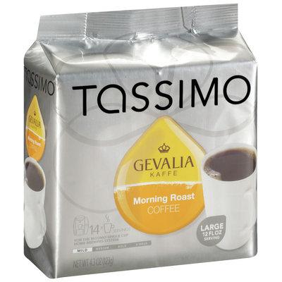 Tassimo Gevalia Morning Roast Coffee 14 Ct