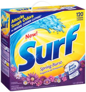 Surf® Spring Burst® Powder Laundry Detergent 156 oz. Box