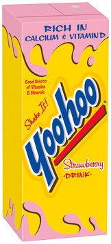 Yoo-Hoo Strawberry Drink 10-6.5 fl. oz. Pack