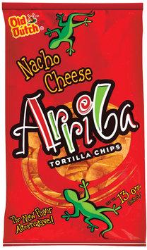 Old Dutch Arriba Nacho Cheese Tortilla Chips