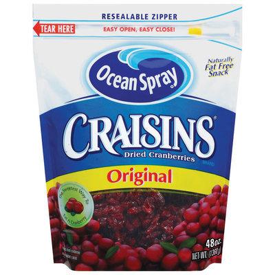 CRAISINS Original Dried Cranberries 48 OZ STAND UP BAG