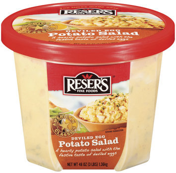 Reser's American Classics Deviled Egg Potato Salad 48 oz. Tub