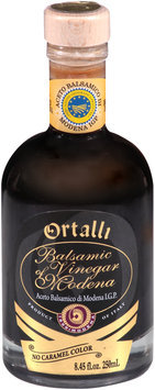 Ortalli Clelia Gold Balsamic Vinegar of Modena 8.45 fl. oz. Bottle