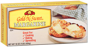 Gold-N-Sweet® Margarine 16 oz. Box