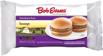 Bob Evans® Sausage Sandwiches 2 ct Bag