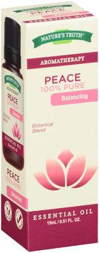 Nature's Truth® Aromatherapy Peace 100% Pure Essential Oil 0.51 fl. oz. Box