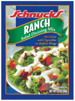 Schnucks Ranch Salad Dressing Mix 1 Oz Packet