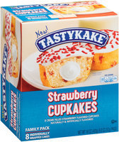 TastyKake® Strawberry Cupkakes