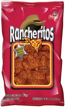 Rancheritos 99 Cent Tortilla Chips 2.125 Oz Bag