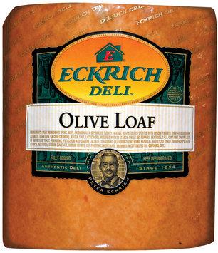 Eckrich Olive Loaf 1/2 Loaf Deli - Loaves