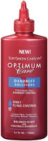 Optimum Care Daily Flake Control Dandruff Solutions 5.1 Oz Plastic Bottle