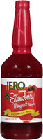 Jero® Strawberry Margarita Daiquiri Cocktail Mix 33.8 fl. oz. Bottle