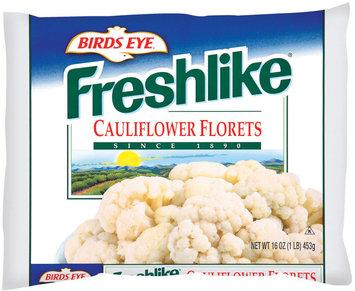 Freshlike Cauliflower Florets Frozen Vegetables 16 Oz Bag