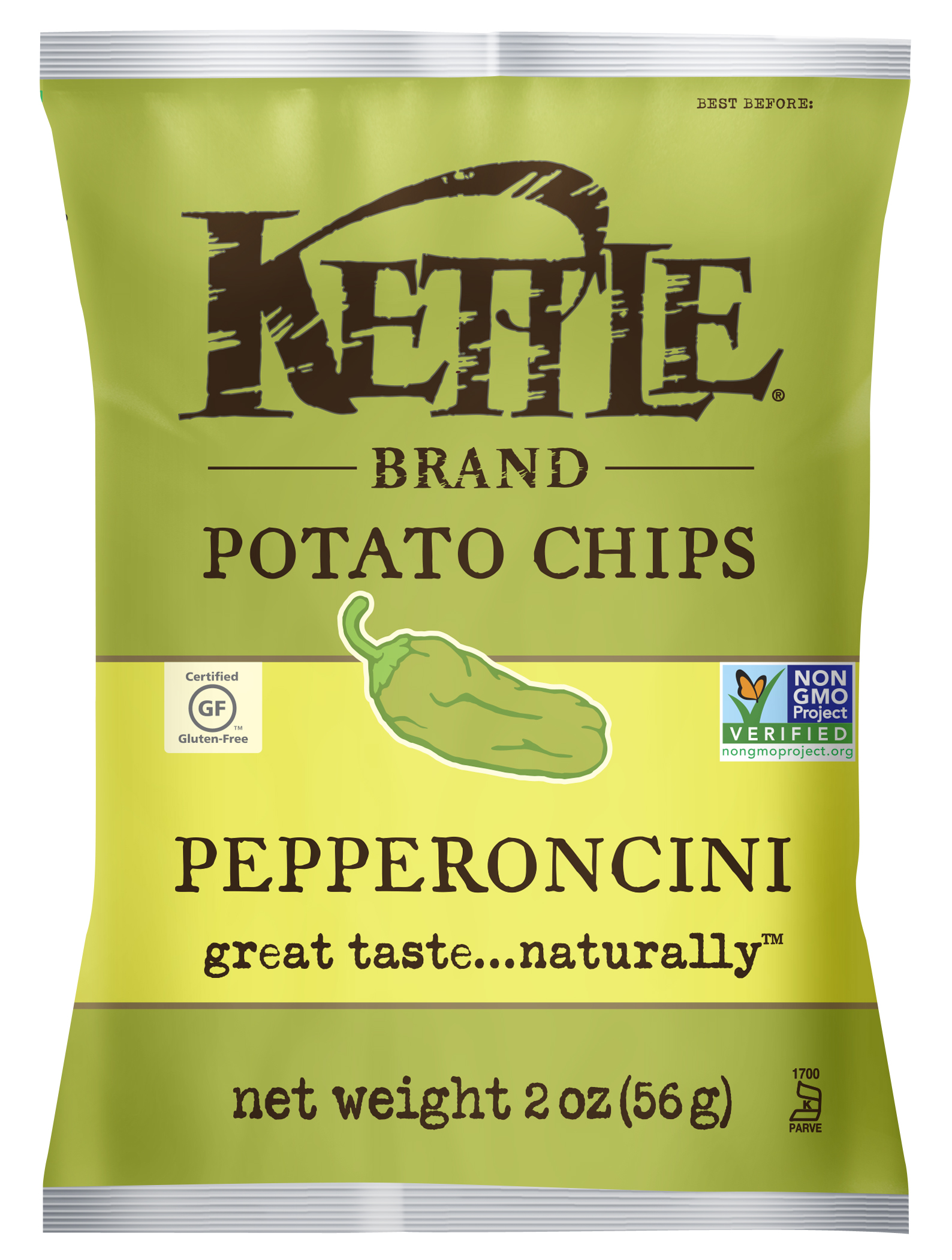 Kettle Brand Pepperoncini Chips