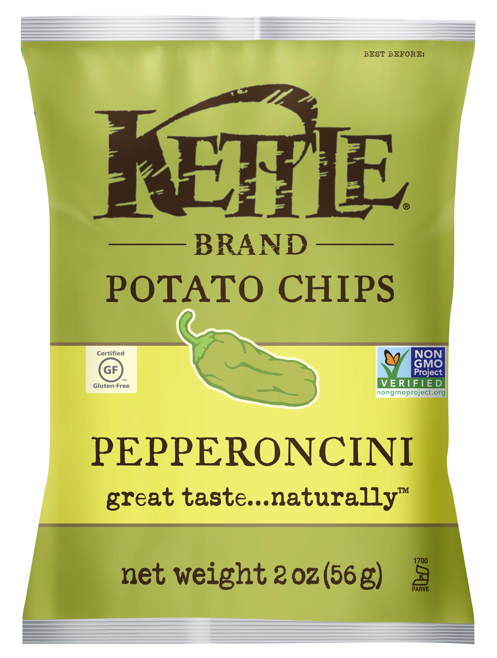 Kettle Brand Pepperoncini Chips