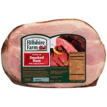 Hillshire Farm® Bone-In Smoked Ham