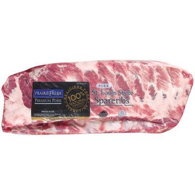 PrairieFresh Prime® St. Louis Style Pork Spareribs
