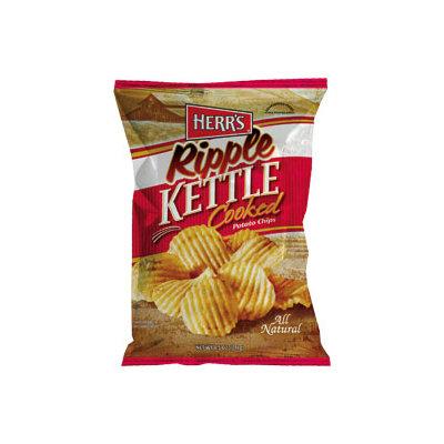 Herr's® Ripple Kettle Cooked Potato Chips