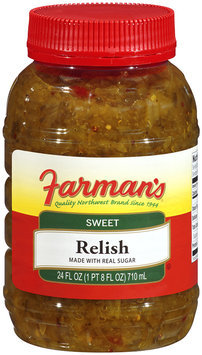 Farman's®Sweet Relish